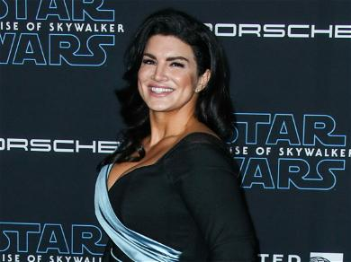 Gina Carano's New Film With Daily Wire May Not Happen After All
