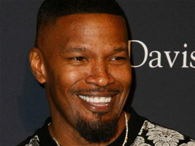 Jamie Foxx Reveals How He Stays Fit With No Diet Or Personal Trainer