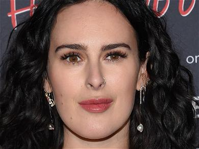 Rumer Willis Goes Completely Naked In The Swimming Pool
