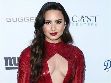Demi Lovato Believes Using The Word 'Alien' Is A Derogatory Term
