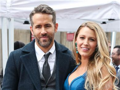 Blake Lively Trolls Husband Ryan Reynolds For 'Retirement' Rumors: 'Michael Caine Did It First'