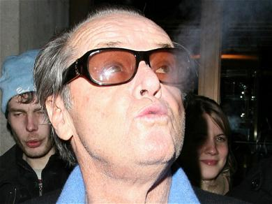 Jack Nicholson Resurfaces After Nearly Two Years!