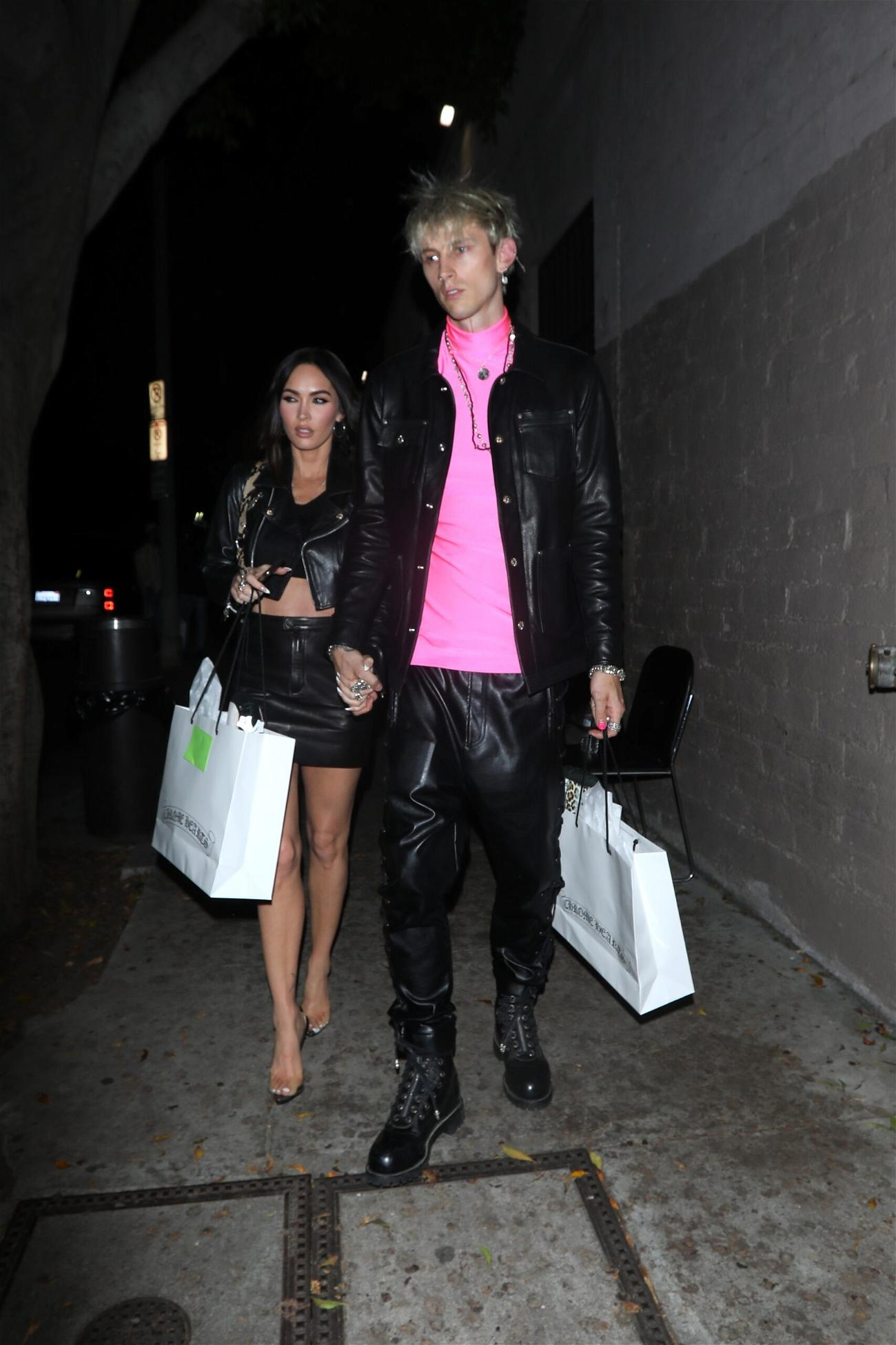 Machine Gun Kelly Criminally Off The Hook In L.A. Battery Case