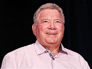 William Shatner Says He Was 'Overwhelmed' By Looking At Life & Death In Space