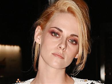Kristen Stewart Shares Emotional Moment In Princess Diana Wedding Dress