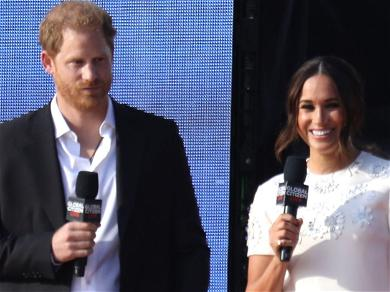 Meghan Markle & Prince Harry's Rep Issues Rare Statement About Daughter Lilibet Diana