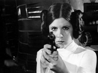 Friends And Family Pay Tribute To Late 'Star Wars' Actress Carrie Fisher