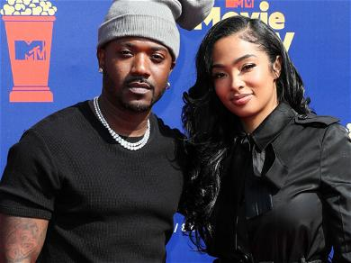 Ray J Files For Divorce From Princess Love While Hospitalized For Pneumonia