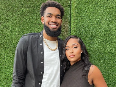 Jordyn Woods Helped Karl-Anthony Towns Become 'More Sensitive'