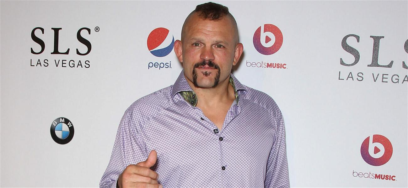 Chuck Liddell Arrested For Domestic Violence After 'Physical Altercation' With His Wife