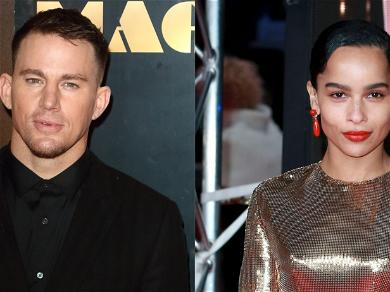 Channing Tatum Spotted Holding Hands With Zoë Kravitz In New York