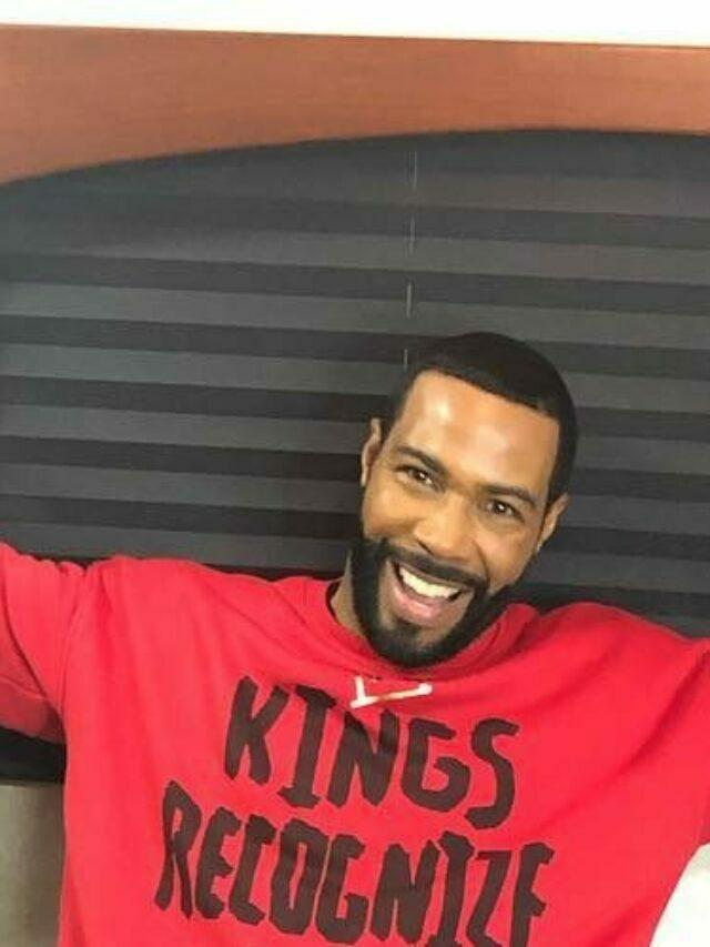 Omari Hardwick Says He Nearly Gave Up His 'Ghost' Role