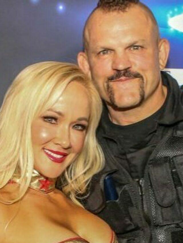 Chuck Liddell Files For Divorce From Wife Following Domestic Violence Arrest