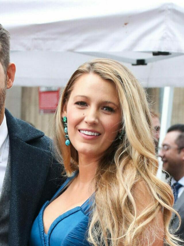 Blake Lively Trolls Ryan Reynolds For Acting Sabbatical