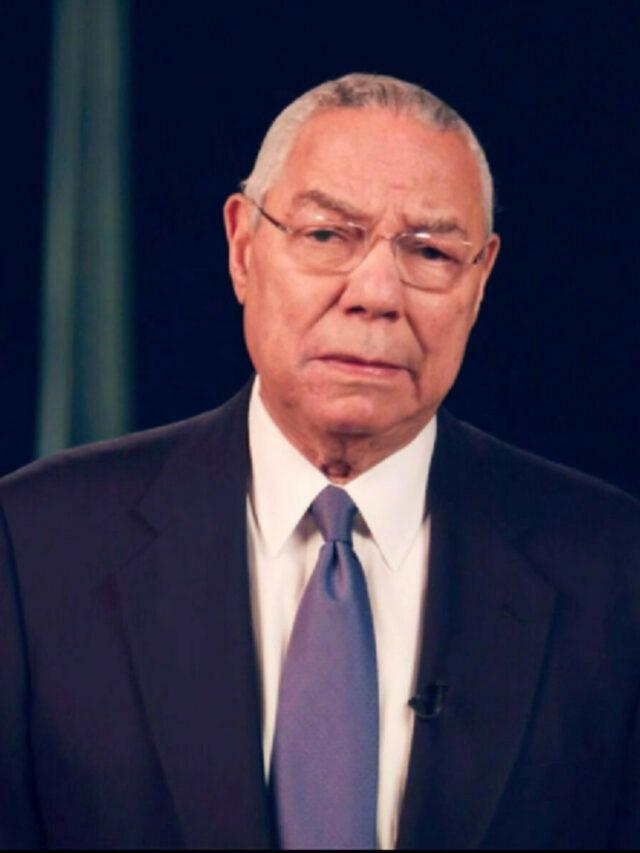 First Black Secretary of State Colin Powell Passes Away From COVID-19