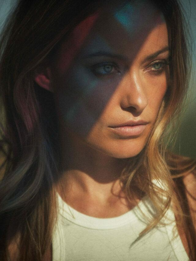 Olivia Wilde Says She Was Advised To 'Play The Game' In Hollywood