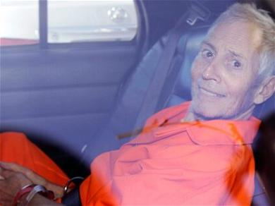 """Robert Durst: """"He Already Looks Dead"""", Gets Life in Prison"""