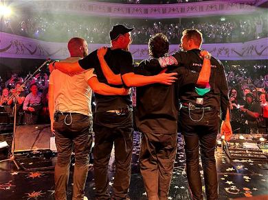 PETA Asks Coldplay To Go Vegan On Their 2022 Eco-Friendly World Tour