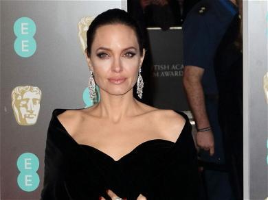 Angelina Jolie Reunites With Ex Jonny Lee Miller AGAIN Amid Divorce From Brad Pitt
