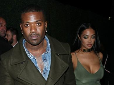 Ray J Hospitalized in Miami While Battling Pneumonia