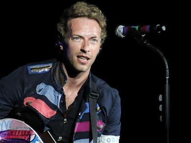 Chris Martin Calls Longtime Girlfriend Dakota Johnson His 'Universe' In London Concert
