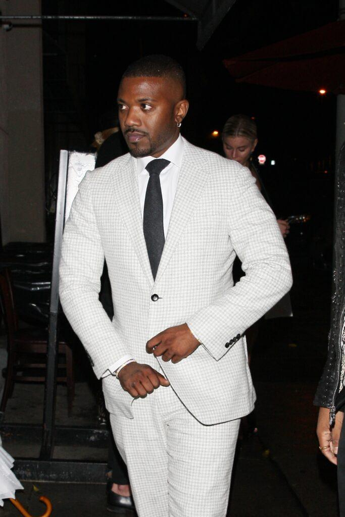 Singer Ray J Finally Released From Hospital After Pneumonia Battle