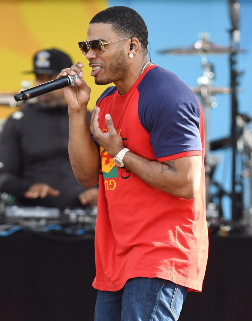 Florida Georgia Line and Nelly Perform On ABC apos s quot Good Morning America quot
