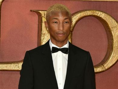 Pharrell Williams Shares Amazing Photos From His Egypt Trip With Wife Helen and Son Rocket