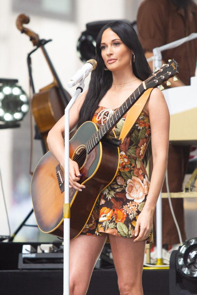 Kacey Musgraves Responds To New Album's Exclusion From Country Category: 'Can't Take The Country Out Of The Girl'