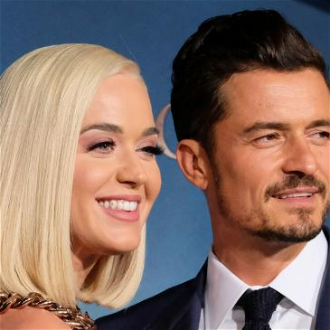 Orlando Bloom Shares Sweet Brithday Tribute In Honor Of Fiancée Katy Perry's 37th