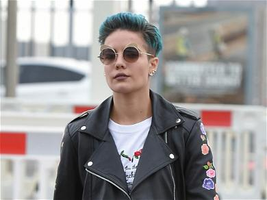 Halsey Enjoys 'Sweet Life' And Beach Outing With Baby Ender In Lovely Photos