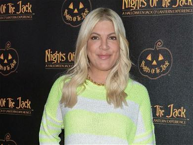 Tori Spelling 'Feels Trapped' In Marriage With Dean McDermott Amid Divorce Rumors