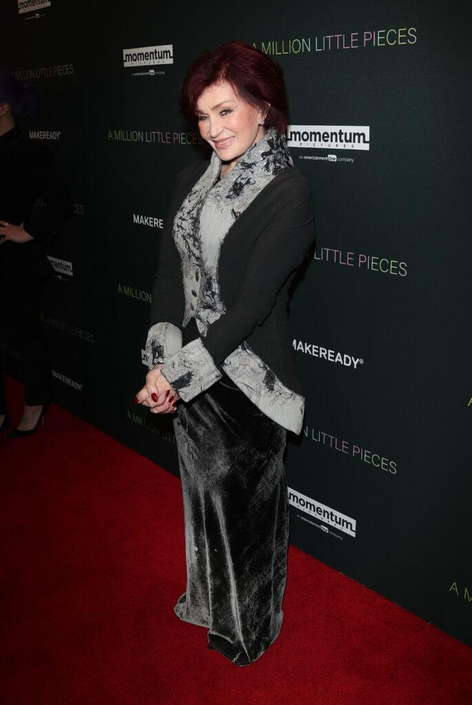 Sharon Osbourne Slams Showrunners Of 'The Talk,' Calls Them 'Weak Women'