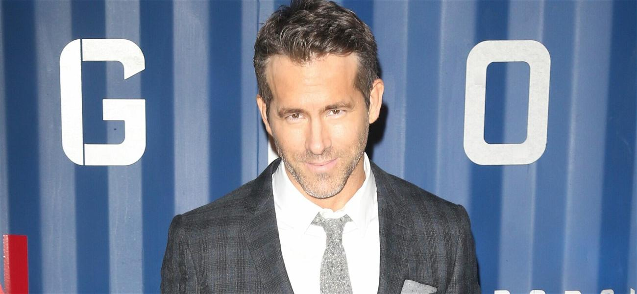 Ryan Reynolds Claims It 'Socks To Be Hugh' Jackman As TikTok Birthday Present