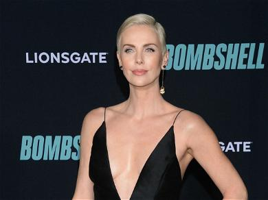 Charlize Theron Wants To Be A Cool Mom: 'It's A Feeling No Oscar Can Replace'
