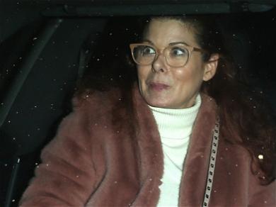 Debra Messing Backs Alec Baldwin After Shocking Accidental Shooting On Set