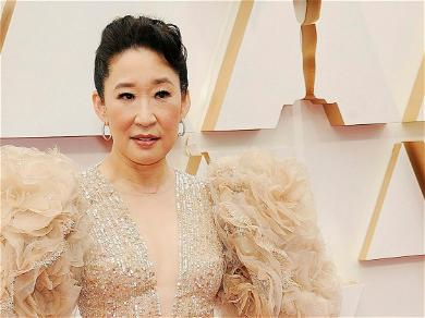 Actress Sandra Oh Learned A Lesson About Her Internalized Racism From 'Killing Eve'