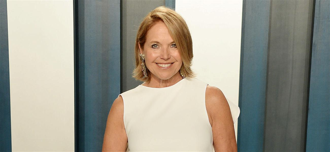 Katie Couric Opens Up About Bulimia Struggle In The '80s