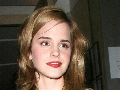 Emma Watson Getting BEHIND The Camera, Amid Recent Hollywood Tragedy!