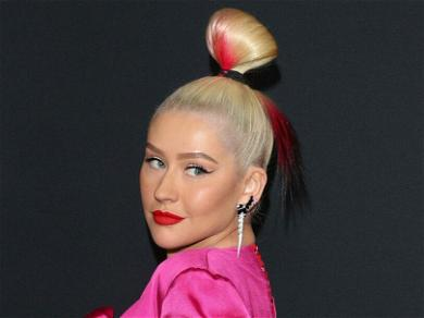 Christina Aguilera Says Dropping Spanish Single Feels 'Intimidating And Scary'