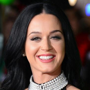 Katy Perry Looked Chic In Full Pink Ensemble For GAP's 2021 Holiday Campaign
