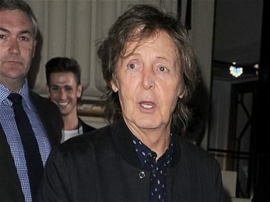 Paul McCartney Talks About Smoking 'Strong Weed' With Bob Dylan