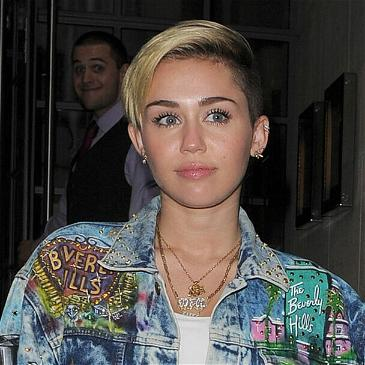 Miley Cyrus Teases 'New Era' In Handwritten Letter To Fans