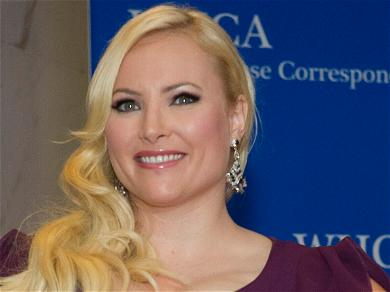 Meghan McCain REFUSES To Let Her Daughter Go On 'The View'