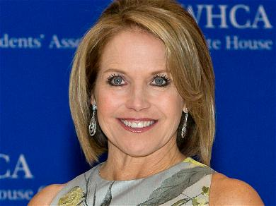 Katie Couric Details Awkward Date With Larry King: 'My Dinner Date Is An Aging Horn Dog'