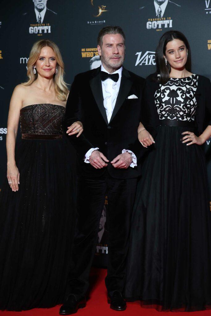 John Travolta's Daughter Ella Shares Heartwarming Tribute To Him: 'My Hero, My Best Friend'