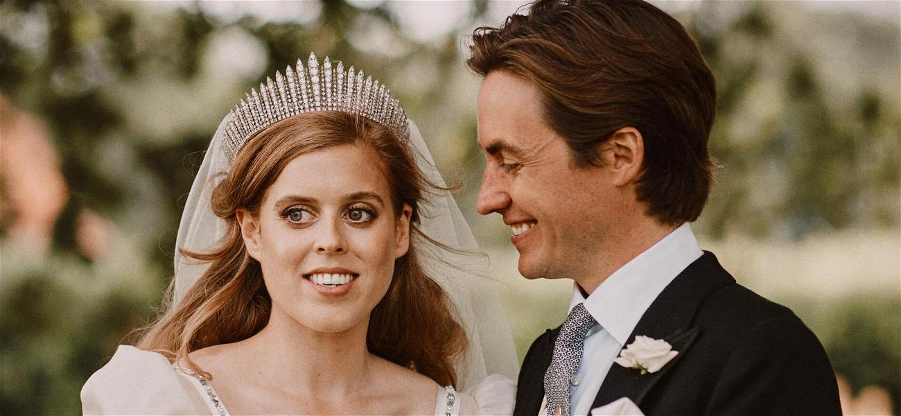 Princess Beatrice Honored The Queen With Her Baby's Name