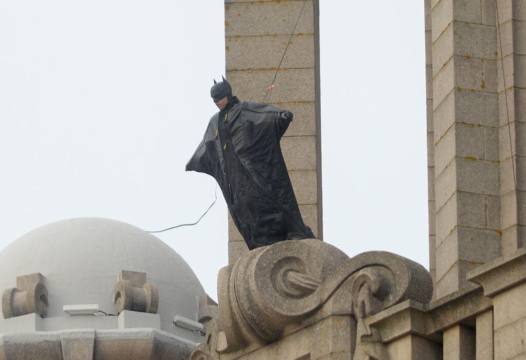 The Batman Film Set
