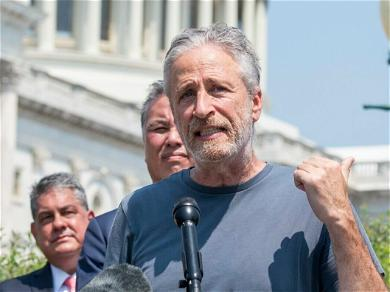 Jon Stewart Becomes Latest Celeb To Defend Dave Chappelle