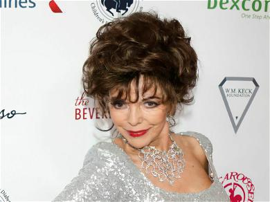 Joan Collins Calls Out The Kardashians For Undergoing 'Too Much' Surgery
